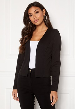 ICHI Kate Short Blazer Black Bubbleroom.se