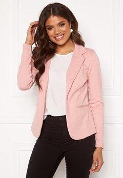 ICHI Kate Suit Jacket Rose Smoke Melange Bubbleroom.se