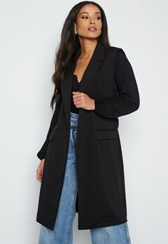ICHI Kate Trend Waistcoat 194008 Black bubbleroom.se