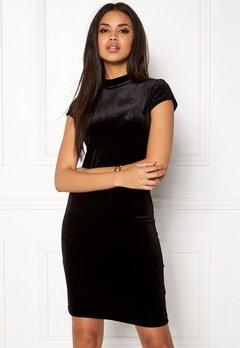 ICHI Krya Dress Black Bubbleroom.no