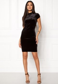 ICHI Krya Dress Black Bubbleroom.fi