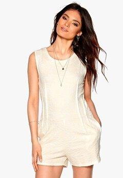ICHI Lavinia Jumpsuit 10112 Eggnog Bubbleroom.se