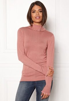 ICHI Mafa Long sleeve Ash Rose Bubbleroom.fi
