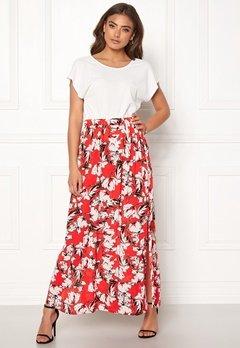 ICHI Marrakech Skirt 16019 Poinciana Bubbleroom.se