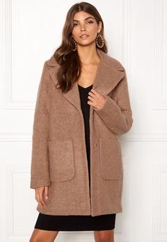 ICHI Stipa Jacket Camel Bubbleroom.se