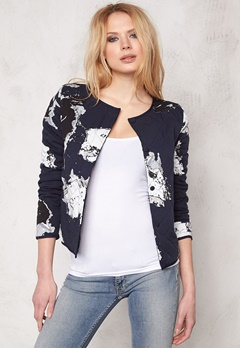 ICHI Titra jacket Total Eclipse Bubbleroom.se