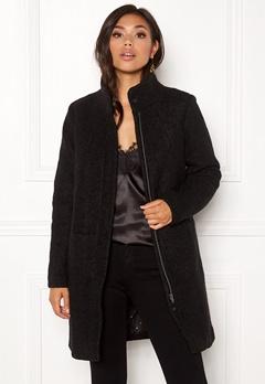 ICHI Uniz Jacket Black Bubbleroom.se