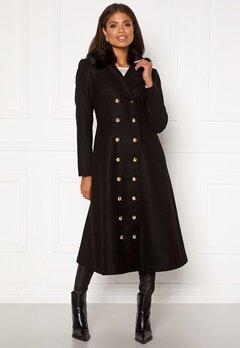 Ida Sjöstedt Abbey Coat Black bubbleroom.se