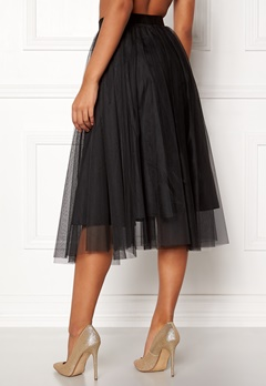 Ida Sjöstedt Flawless Skirt Black Bubbleroom.no