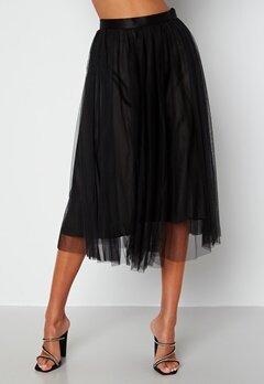 Ida Sjöstedt Flawless Skirt Soft Tulle Black Bubbleroom.se