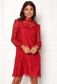 Ida Sjöstedt Hannah Dress Red Bubbleroom.se