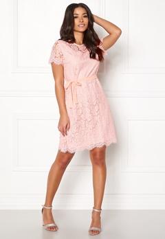 Ida Sjöstedt Helena Dress Soft Pink Bubbleroom.se