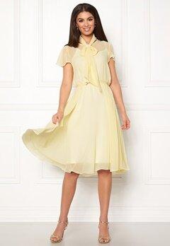 Ida Sjöstedt Polly Dress Light Yellow Bubbleroom.se