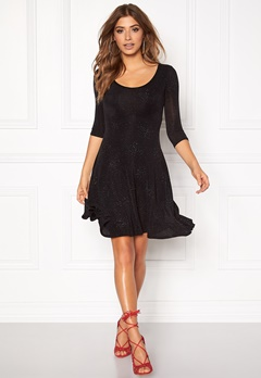 Ida Sjöstedt Roxanne dress Black Bubbleroom.se