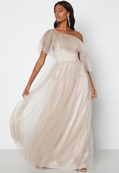 Ida Sjöstedt Skylar Dress Grey bubbleroom.se