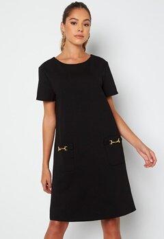 Ida Sjöstedt Teardrop Dress Black Bubbleroom.se