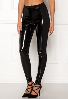 Ida Sjöstedt Thandie Leggings H Jersey Black Bubbleroom.se