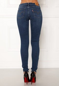 LEVI'S Innovation Superskinny 0040 Prestige Indigo Bubbleroom.se