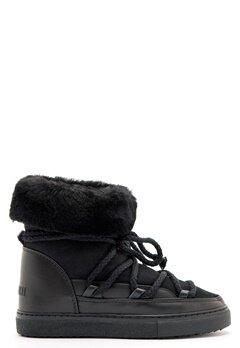 INUIKII Classic High Sneaker 201 Black bubbleroom.se