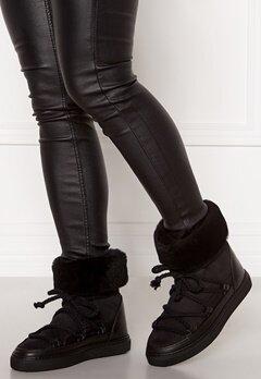 INUIKII Sneaker Classic High Black Bubbleroom.se