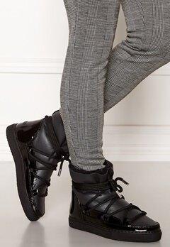 INUIKII Sneaker Gloss Black Bubbleroom.se
