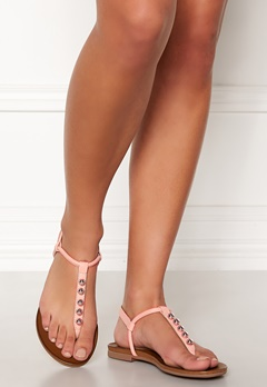 INUOVO 101033 Leather Sandals Blush Bubbleroom.se