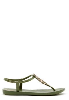 Ipanema Charm Sandal Green/green/bronze Bubbleroom.se