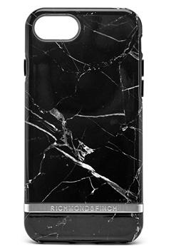 Richmond & Finch Iphone 6/7/8 Case Black Marble Bubbleroom.fi