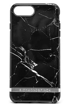 Richmond & Finch Iphone 6/7/8 Plus Case Black Marble Bubbleroom.fi