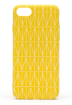 DAGMAR Iphone Case 8 Sun Yellow Bubbleroom.se