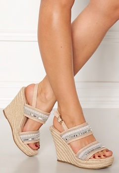 Krush Iso II Summer Sandals Nude Bubbleroom.se