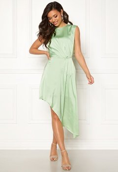 Ivyrevel Asymmetric Dress Pastel Green Bubbleroom.se