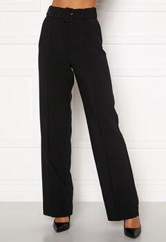 Ivyrevel Belted Suit Pants Black Bubbleroom.se