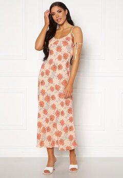 Ivyrevel Bias Maxi Dress Multi Floral Bubbleroom.se