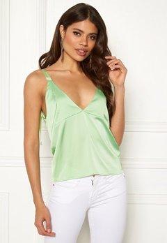 Ivyrevel D Ring Shoulder Top Pastel Green Bubbleroom.se