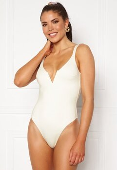 Ivyrevel Malibu Swimsuit White Bubbleroom.se