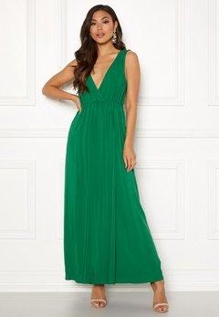 Ivyrevel Maxi Dress With Slit Verdant Green Bubbleroom.se