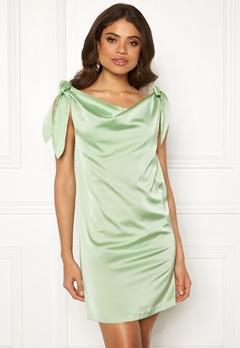 Ivyrevel Tie Shoulder Dress Pastel Green Bubbleroom.se