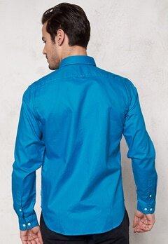 JACK&JONES Glass Shirt Imperial Blue Bubbleroom.se