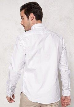 JACK&JONES Glass Shirt White Bubbleroom.se
