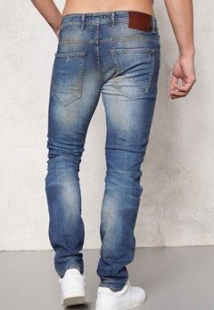 JACK&JONES Glenn Jax BL 571 Jeans Blue Denim Bubbleroom.se