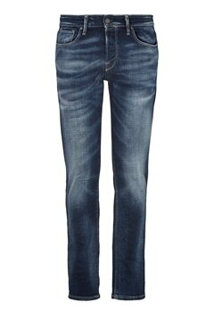 JACK&JONES Mike Icon 650 Jeans Blue Denim Bubbleroom.se