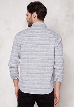 JACK&JONES Ringi One Pocket Shirt Black Bubbleroom.se