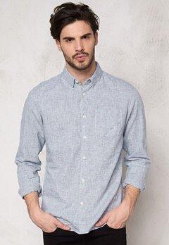 JACK&JONES Ringi One Pocket Shirt Navy Blazer Bubbleroom.se