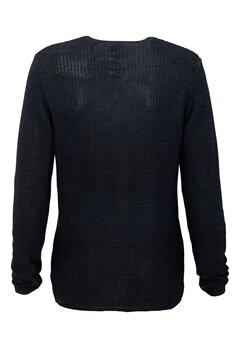 JACK&JONES Swing Knit Crew Neck Navy Blazer Bubbleroom.se