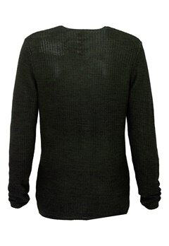 JACK&JONES Swing Knit Crew Neck Rosin Bubbleroom.se
