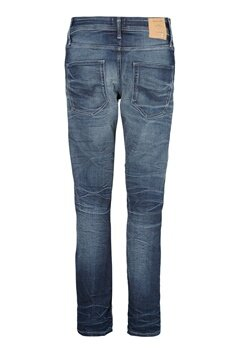 JACK&JONES Tim Original 977 Jeans Blue Denim Bubbleroom.se