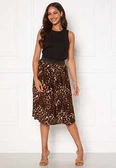 Jacqueline de Yong Boa Skirt Black Leo Bubbleroom.se