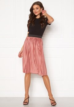 Jacqueline de Yong Boa Skirt Old Rose Bubbleroom.se