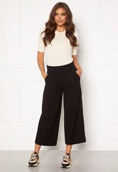 Jacqueline de Yong Geggo New Ancle Pants Black Bubbleroom.se